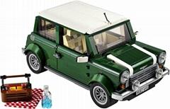 LEGO Exclusive Set #101242 Mini Cooper