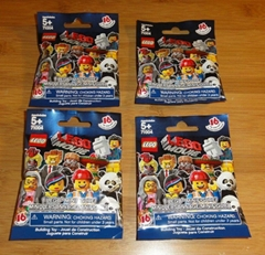 LEGO The Movie #71004 Minifigure Series 12 Mystery Pack
