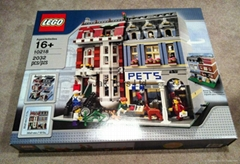 LEGO Exclusive Set #10218 Pet Shop