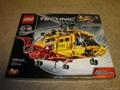 LEGO Technic Set #9396 Helicopter