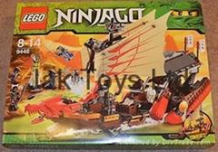 LEGO Ninjago Set #9446 Destiny's Bounty