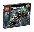 LEGO Technic Set #8284 Dune Buggy