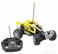 LEGO Racers Set #8369 Dirt Crusher R/C