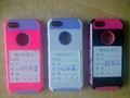 iPhone5S二合一手機殼