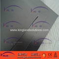 Reinforced asbestos sheet coated graphite tanged with tinplate insert