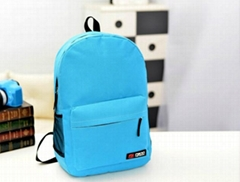 【HOT】Fashioal sky polyester backpack