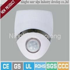 bedroom led wall light 110-220v indoor motion sensor led Night light
