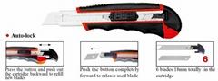18mm Utility Knife Paper Knife All Color Size Item 1800