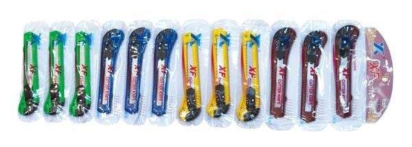 Utility Knife  Paper Knife Scraper All Color Size  Item13012PVC 5
