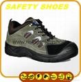 high quality comfortable industrial steel toe cap safety shoes 4