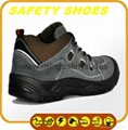 high quality comfortable industrial steel toe cap safety shoes 5
