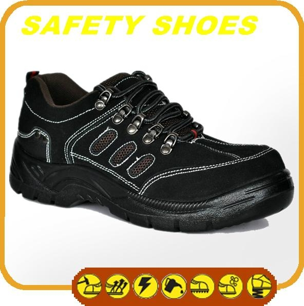 water proof ce certificated genuine leather safety shoes 2