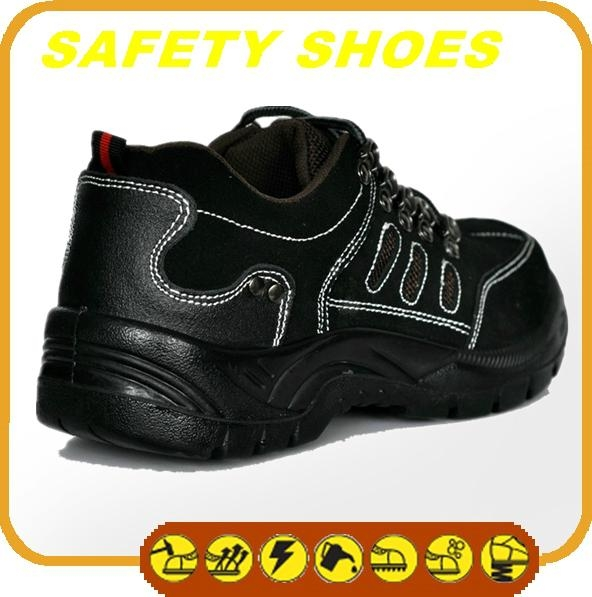 water proof ce certificated genuine leather safety shoes 3