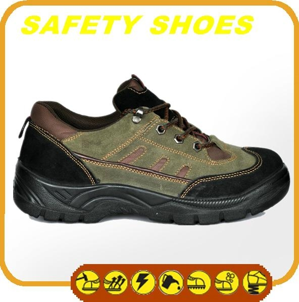 durable ce certificated genuine leather work shoes 1