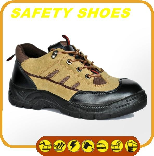 durable ce certificated genuine leather work shoes 5