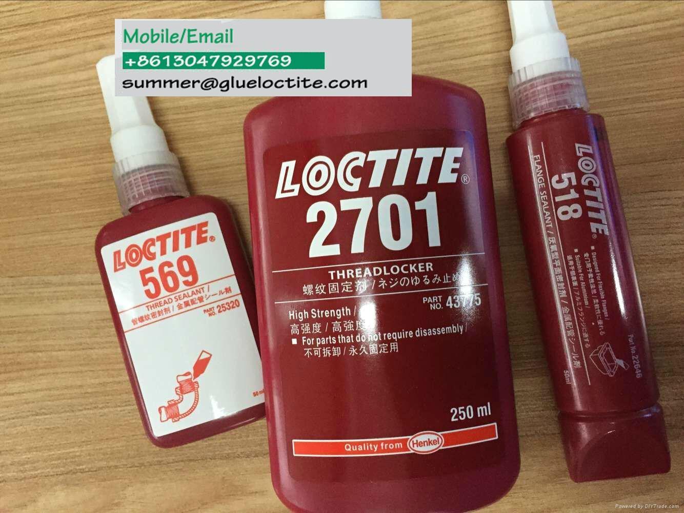 loctite 263 red threadlocker 50ml 250ml bottle 5