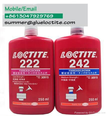 loctite 243 blue medium strength threadlocker 3