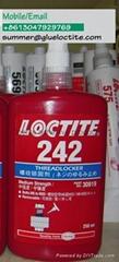 henkel loctite 242 blue threadlocker medium strength 50ml 250ml bottle