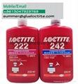 henkel loctite 242 blue threadlocker medium strength 50ml 250ml bottle 2