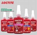 henkel loctite 242 blue threadlocker medium strength 50ml 250ml bottle 4