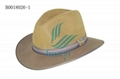 100% wool felt classic felt cowboy hat