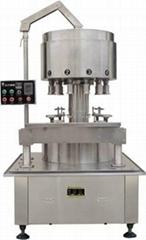 GCP-12B型高精度电子调量灌装机