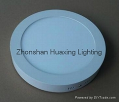 LED slim down light in good price and best quality Round & Square 3W-25W