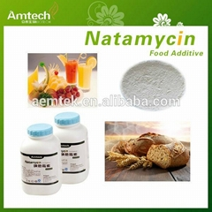 7681-93-8 Natamycin Pimaricin For Food Additives