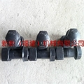 Track bolt and nut 2