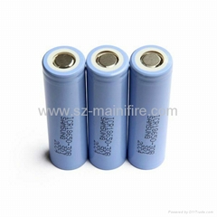 Samsung ICR18650 3000mAh 3.7V Rechargeable Lithium battery