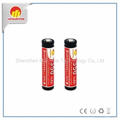 Hot sale 350mah Mainifire Electronic Cigarette IMR10440 rechargeable battery