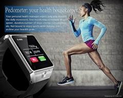 wrist watch Swity GV08S silicon watch band smart watch oem