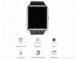 Fashion watch Swity Gt08 sim card smartwatch for IOS/ Android  smart phone