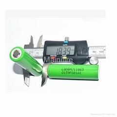 LG 18650 lithium batteries INR18650 MJ1 3.7v 3500mAh high power for LG (Hot Product - 1*)
