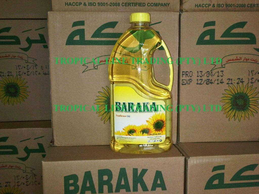 Sunflower Oil 3