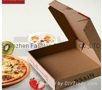 new style corrugated pizza box 3