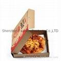 new style corrugated pizza box 6