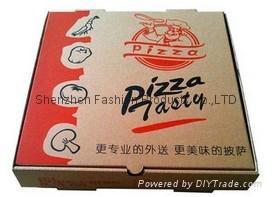 new style corrugated pizza box 9