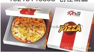 new style corrugated pizza box 10