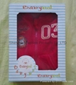 baby clothes packing box