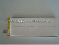 Lipo battery 3.7v 10ah rechargeable polymer lithium battery 5C 10ah cell 9759156