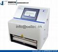 ASTM F2029 polymer heat seal tester Heat seaing test machine