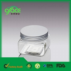 LG-11 Plastic Jar for Cosmetic
