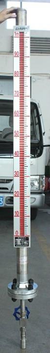 Physical Measuring Instruments : Magnectic level gauge lhcf l h china manufacturer