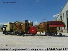 New Type Stone Crushing Plant Dragon Crusher type 7