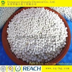 碳酸钙填充颗粒