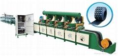precure tread sandering machine