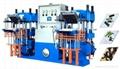 Vacuum Hot-Press Molding Machine