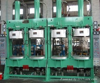 hydraulic motorcycle tire curing press 1