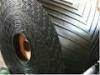 Deeply Inclined Patterned Rubber Conveyor Belt for Gravel 2